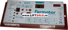 Блок Fermator VVVF5 (управления приводом) KLEFER automatic lift doors VVVF Drive 90.30.10/V5